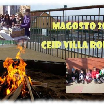 CELEBRACIÓN DEL MAGOSTO 2013