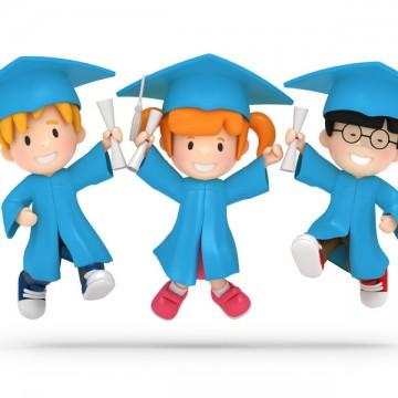Graduaciones 5 años y sexto 2014-15