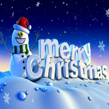 HAPPY CHRISTMAS