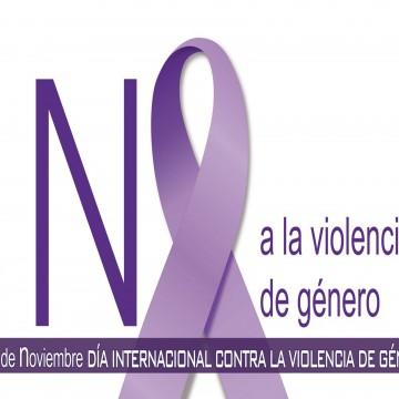 NO A LA VIOLENCIA DE GÉNERO 2017