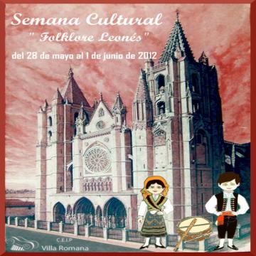 SEMANA CULTURAL 2011-12